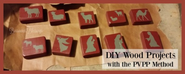 DIY Wood Projects with the PVPP Method