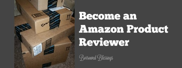 Become an Amazon Product Reviewer with Tomoson