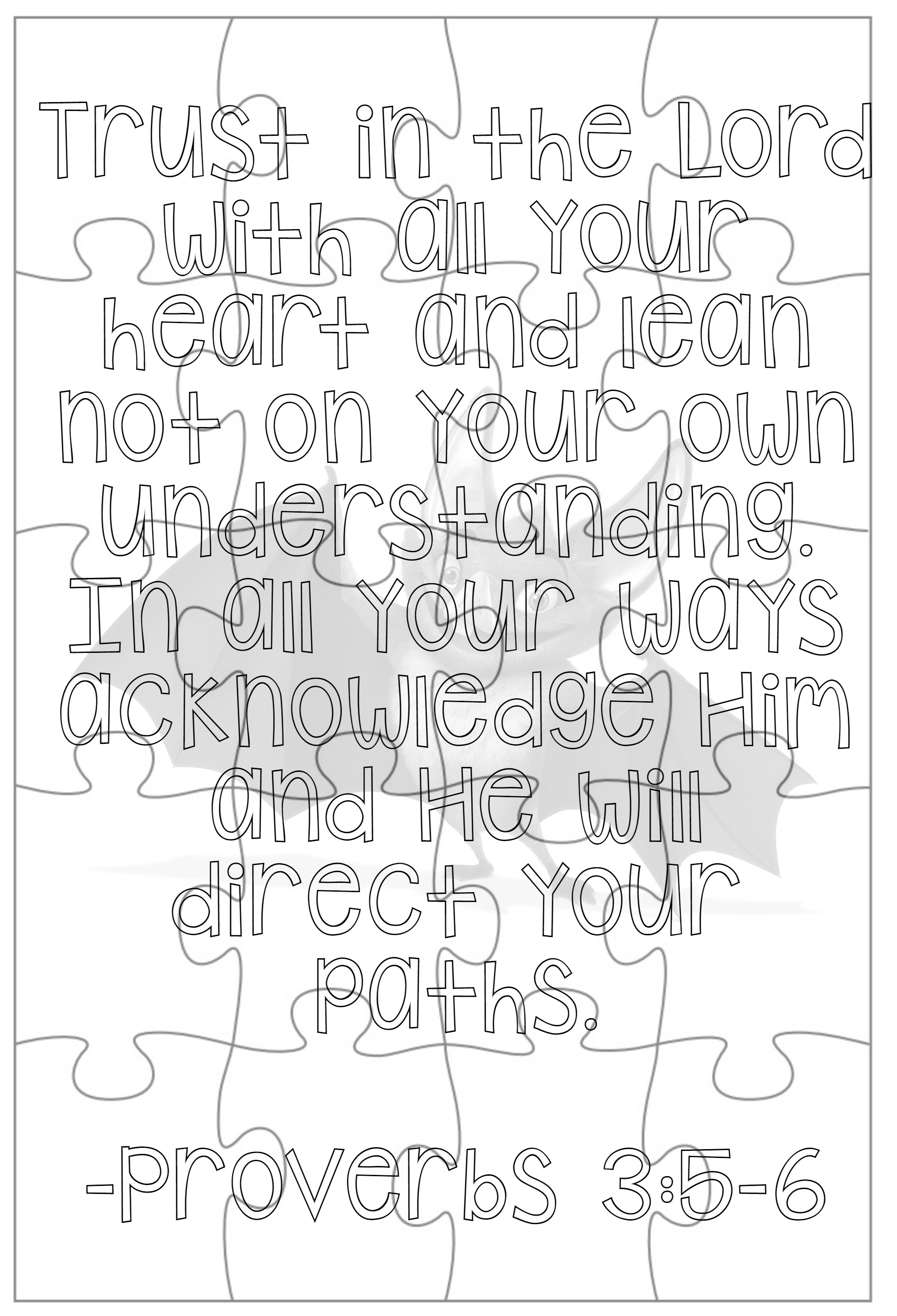 Cave Quest VBS Frugal Crafts: Bible Verse Activity Sheets - Borrowed ...