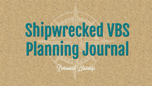 Shipwrecked VBS Planning Journal