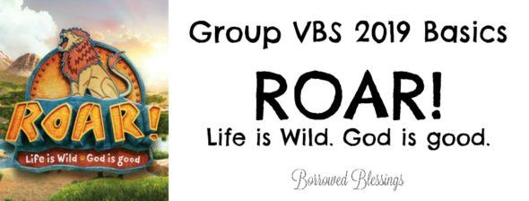 Group VBS 2019 Basics: ROAR!