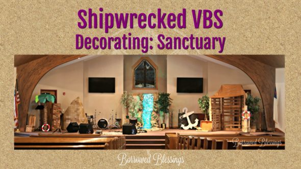 Shipwrecked Decorating Spaces: Sanctuary