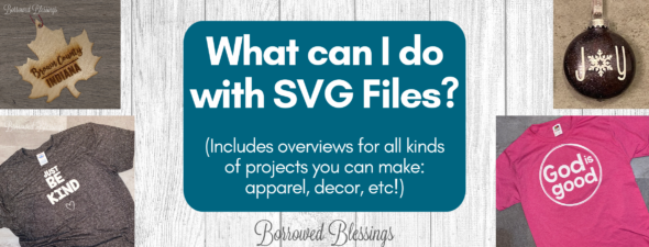 What can I do with SVG files?