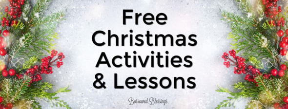 Free Christmas Activities & Lessons